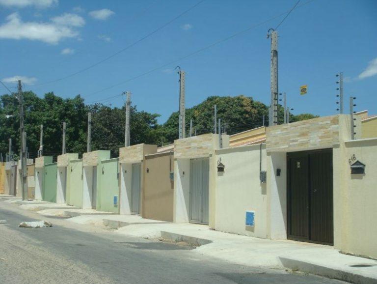 Casas Jardim Castelão